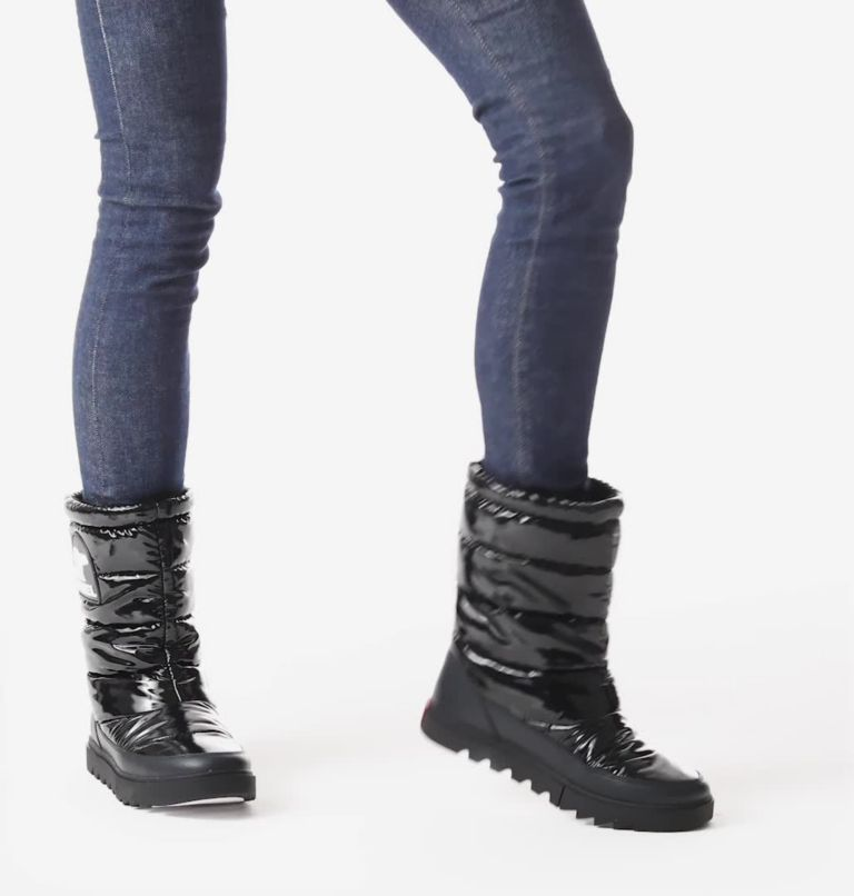 Joan Of Arctic™ Next Lite Mid Puffy Stiefel für Frauen Joan Of Arctic™ Next Lite Mid Puffy Stiefel für Frauen, video