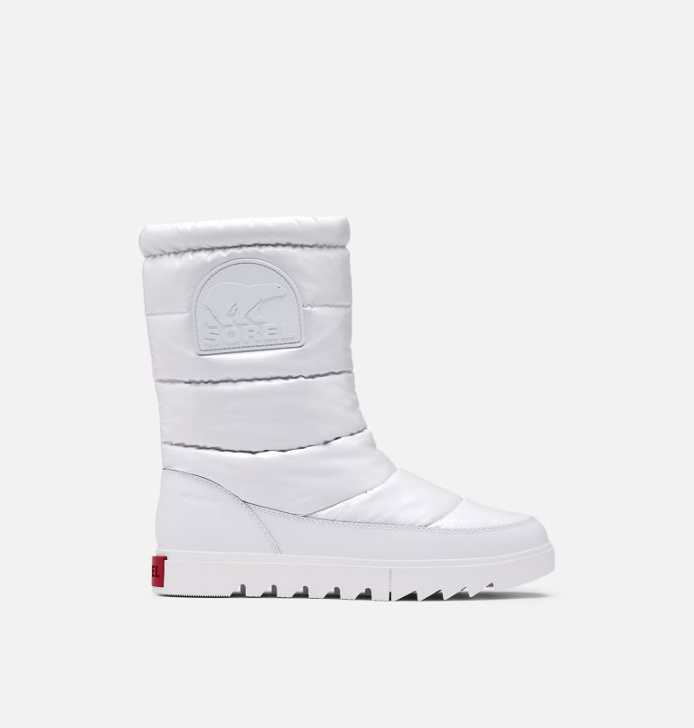 JOAN OF ARCTIC™ NEXT LITE MID PUFFY | 100 | 9.5 Women's Joan Of Arctic™ NEXT LITE Mid Puffy Boot, White, front