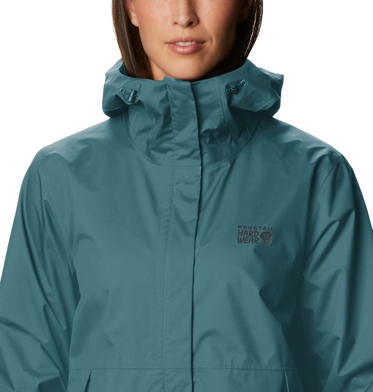 Granite Glade Jacket | 447 | S Women's Granite Glade Jacket, Washed Turq, a2