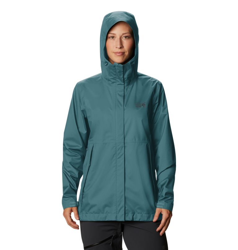 Granite Glade Jacket | 447 | S Women's Granite Glade Jacket, Washed Turq, front