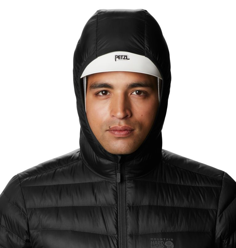 Glen Alpine Down Hoody | 010 | L Glen Alpine Down Hoody, Black, a2