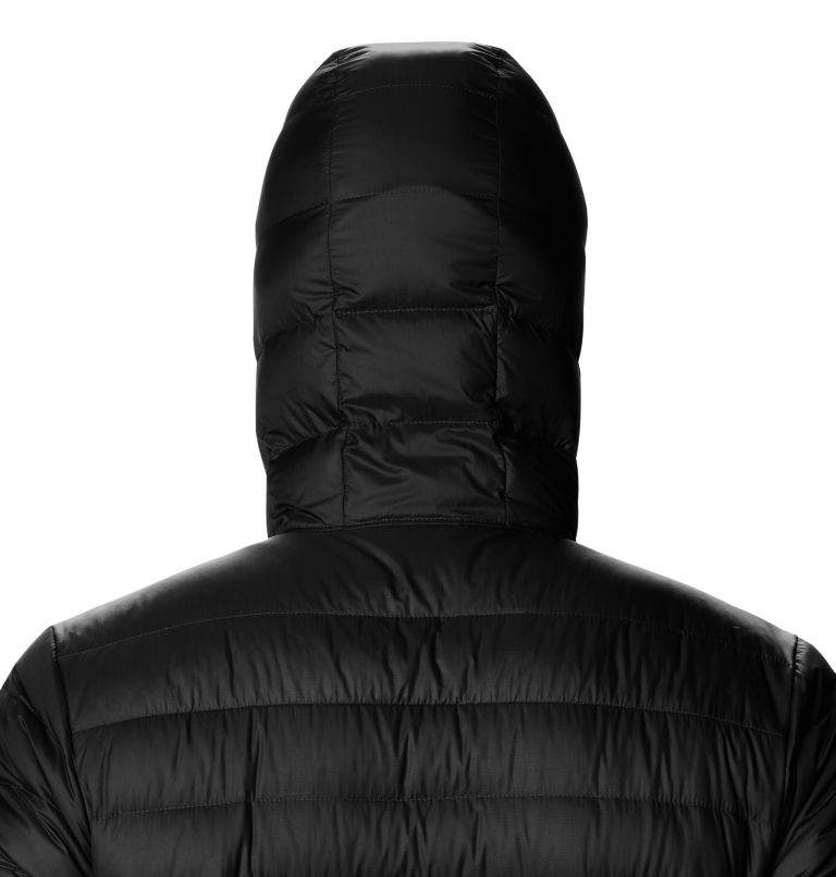 Glen Alpine Down Hoody | 010 | S Men's Glen Alpine Down Full Zip Hoody, Black, a4