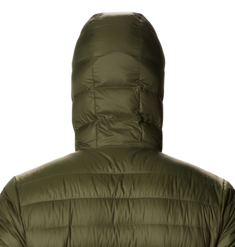 Glen Alpine Down Hoody | 304 | XL Glen Alpine Down Hoody, Dark Army, a4