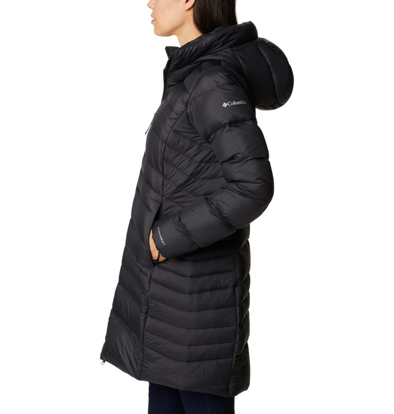 Women's Autumn Park™ Down Hooded Mid Jacket Women's Autumn Park™ Down Hooded Mid Jacket, a1