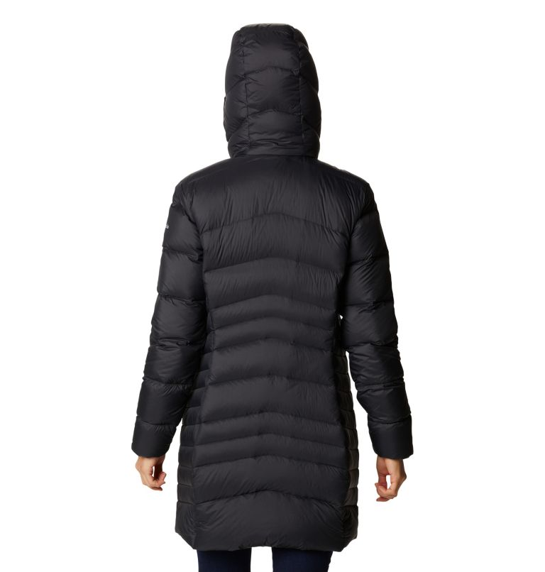 Women's Autumn Park™ Down Hooded Mid Jacket Women's Autumn Park™ Down Hooded Mid Jacket, back