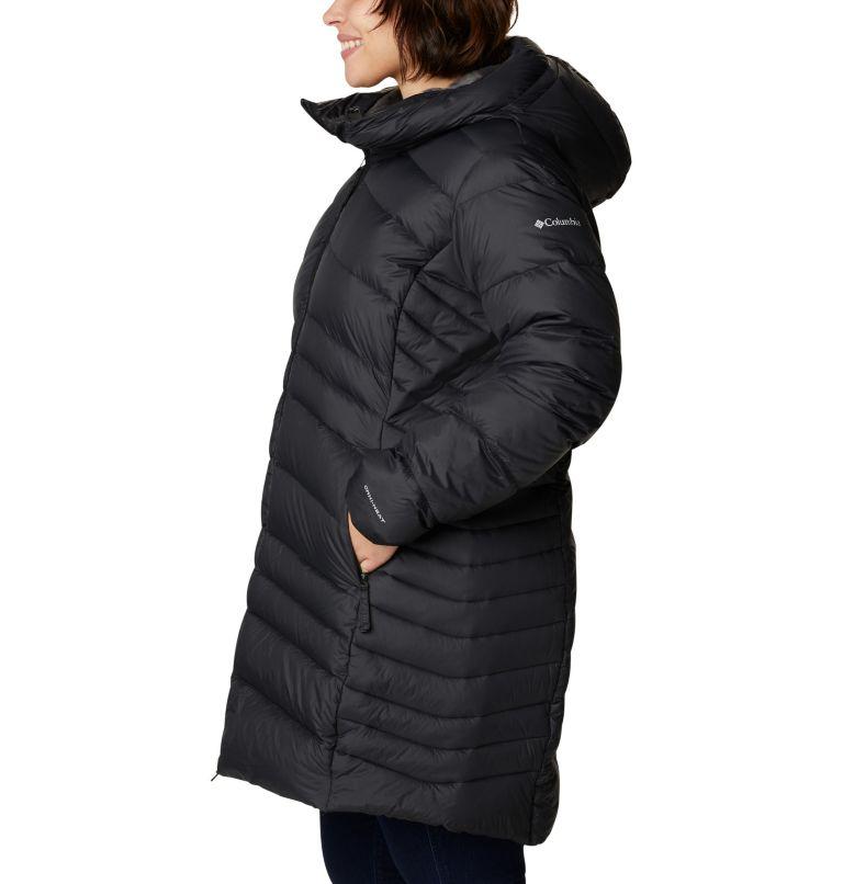 Women's Autumn Park™ Down Hooded Mid Jacket - Plus Size Women's Autumn Park™ Down Hooded Mid Jacket - Plus Size, a1