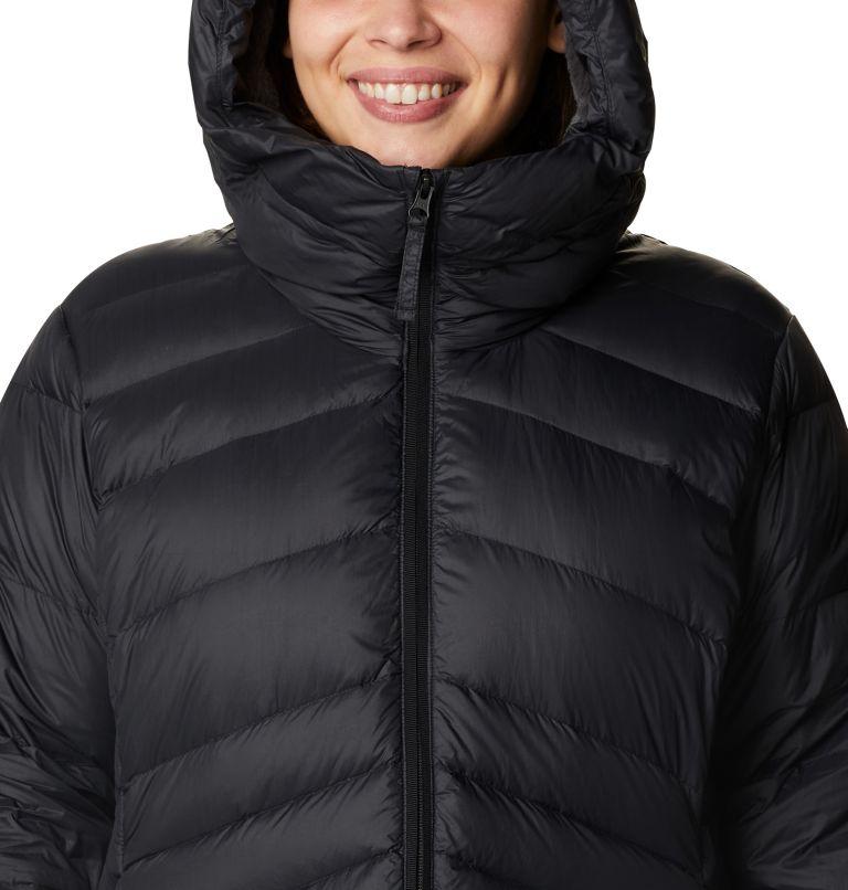 Women's Autumn Park™ Down Hooded Mid Jacket - Plus Size Women's Autumn Park™ Down Hooded Mid Jacket - Plus Size, a2
