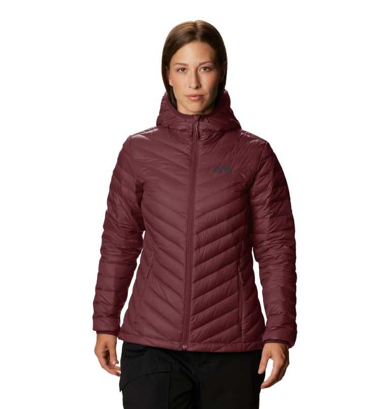 Women's Glen Alpine Down Hoody Women's Glen Alpine Down Hoody, front