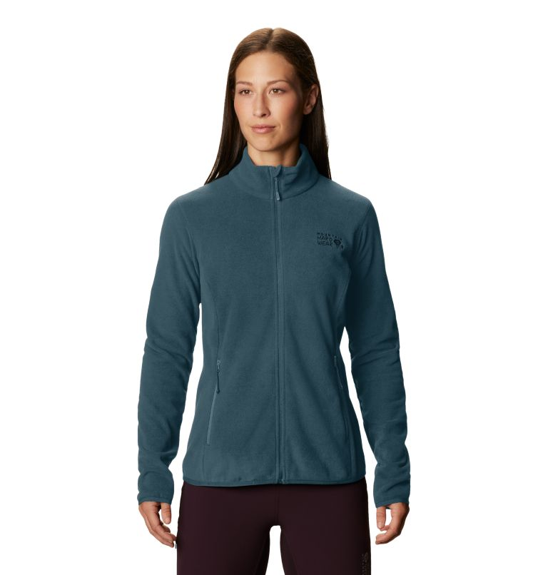 Wintun Fleece Jacket | 324 | XL Women's Wintun Fleece Jacket, Icelandic, front
