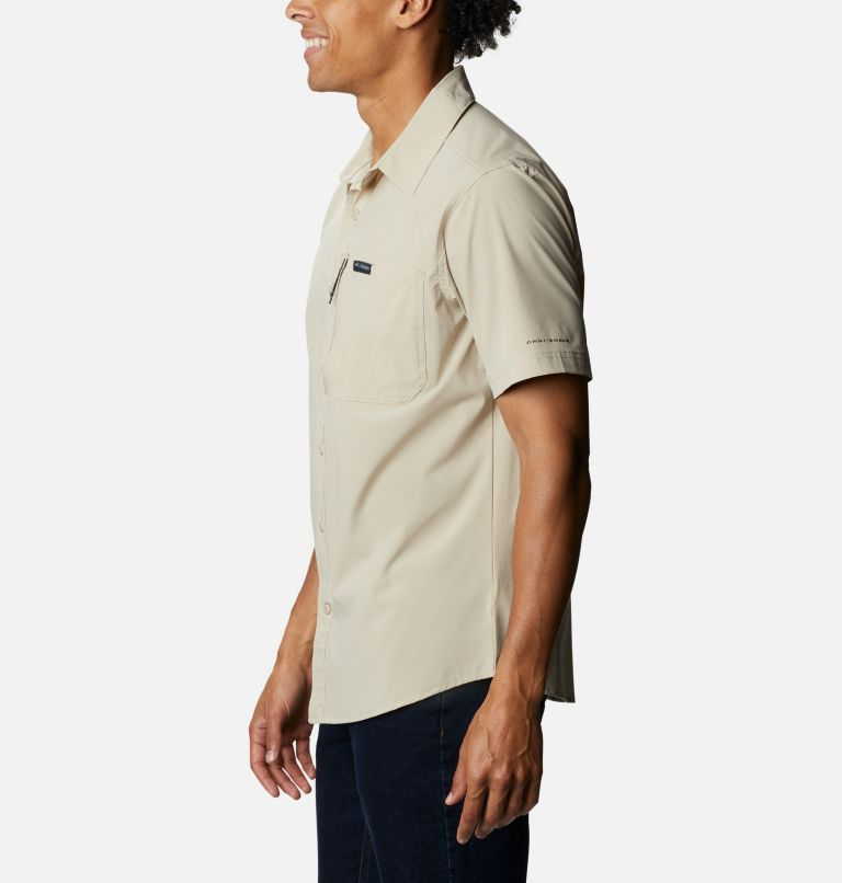 Men's Triple Canyon™ II Solid Short Sleeve Shirt Men's Triple Canyon™ II Solid Short Sleeve Shirt, a1