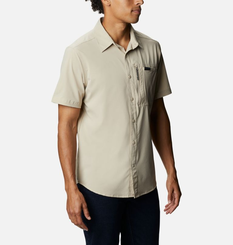 Men's Triple Canyon™ II Solid Short Sleeve Shirt Men's Triple Canyon™ II Solid Short Sleeve Shirt, a3