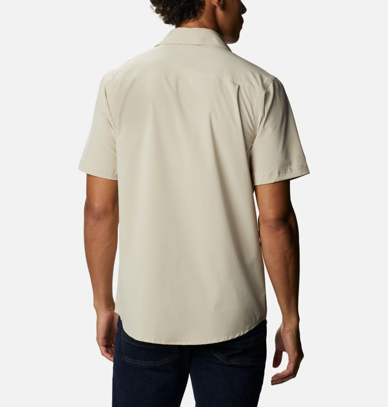 Men's Triple Canyon™ II Solid Short Sleeve Shirt Men's Triple Canyon™ II Solid Short Sleeve Shirt, back