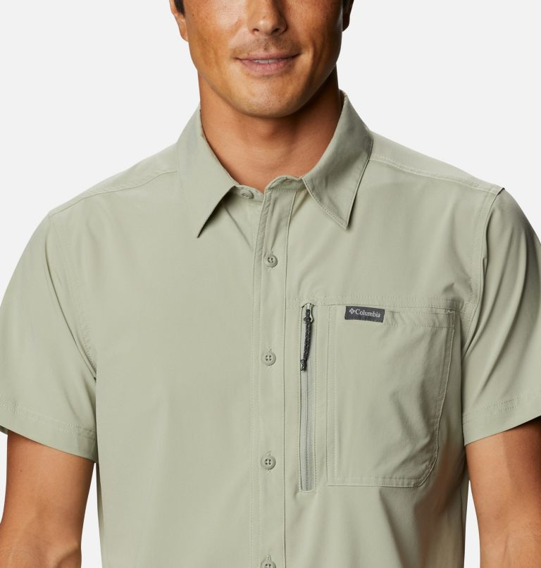 Men's Triple Canyon™ II Solid Short Sleeve Shirt Men's Triple Canyon™ II Solid Short Sleeve Shirt, a2