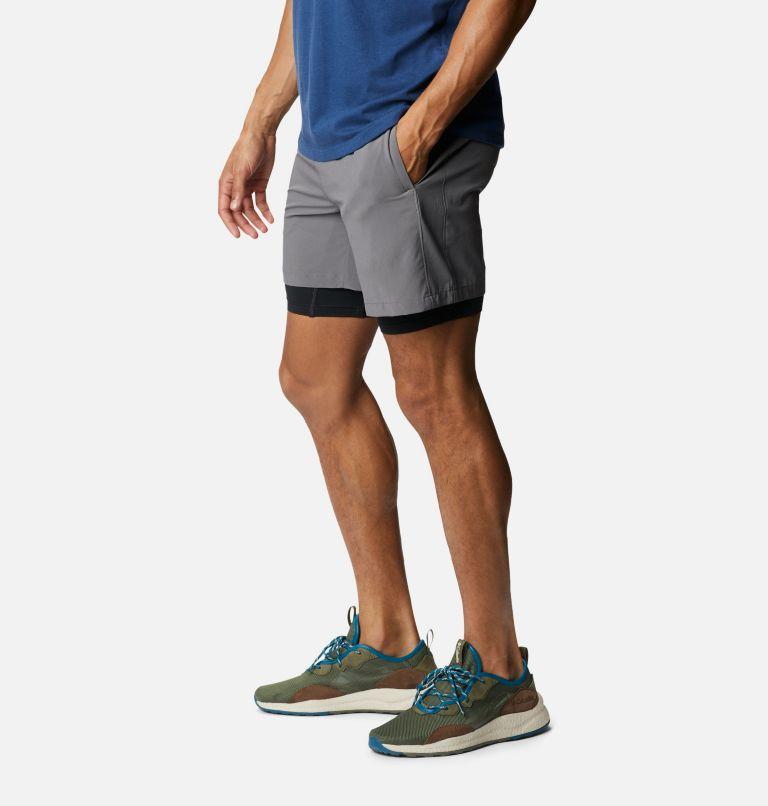 Zero Rules™ Short   023   M Men's Zero Rules Shorts, City Grey, Black Trad Camo, a1