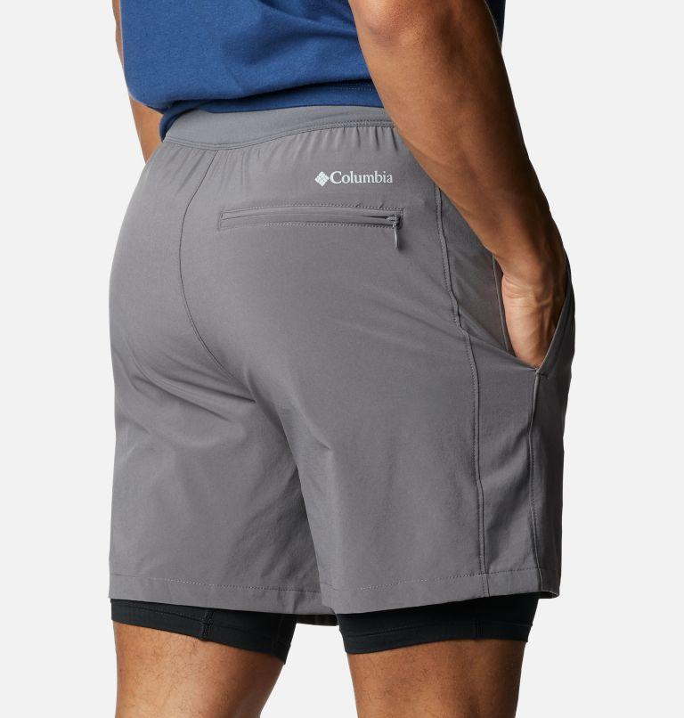 Zero Rules™ Short   023   M Men's Zero Rules Shorts, City Grey, Black Trad Camo, a3