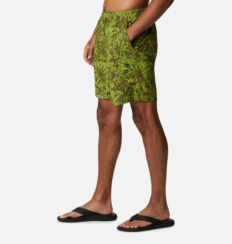 M Summerdry™ Short | 352 | S Men's Summerdry™ Boardshorts, Matcha Toucanical, a1
