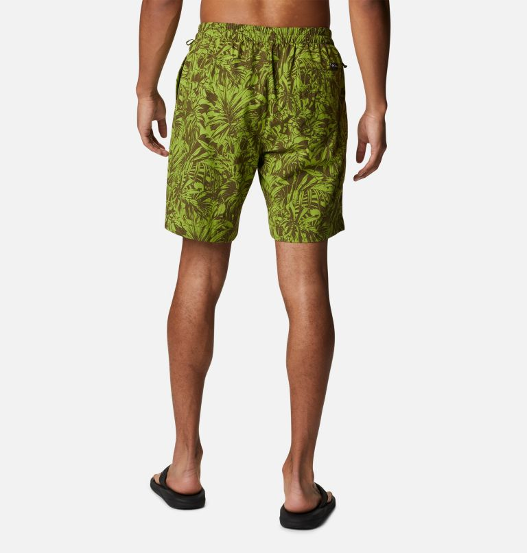 M Summerdry™ Short | 352 | S Men's Summerdry™ Boardshorts, Matcha Toucanical, back