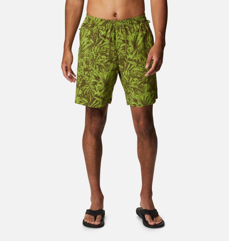 M Summerdry™ Short | 352 | S Men's Summerdry™ Boardshorts, Matcha Toucanical, front