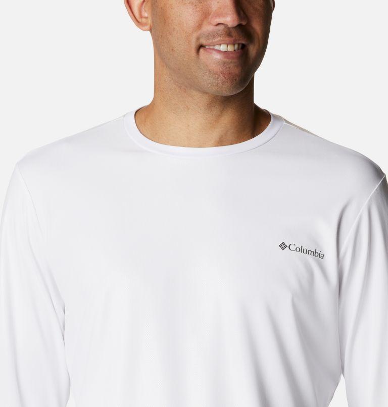 M Sun Deflector Summerdry™ LS Shirt | 100 | XXL Men's Sun Deflector Summerdry™ Long Sleeve Shirt, White, a2