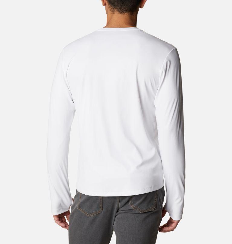 M Sun Deflector Summerdry™ LS Shirt | 100 | XXL Men's Sun Deflector Summerdry™ Long Sleeve Shirt, White, back