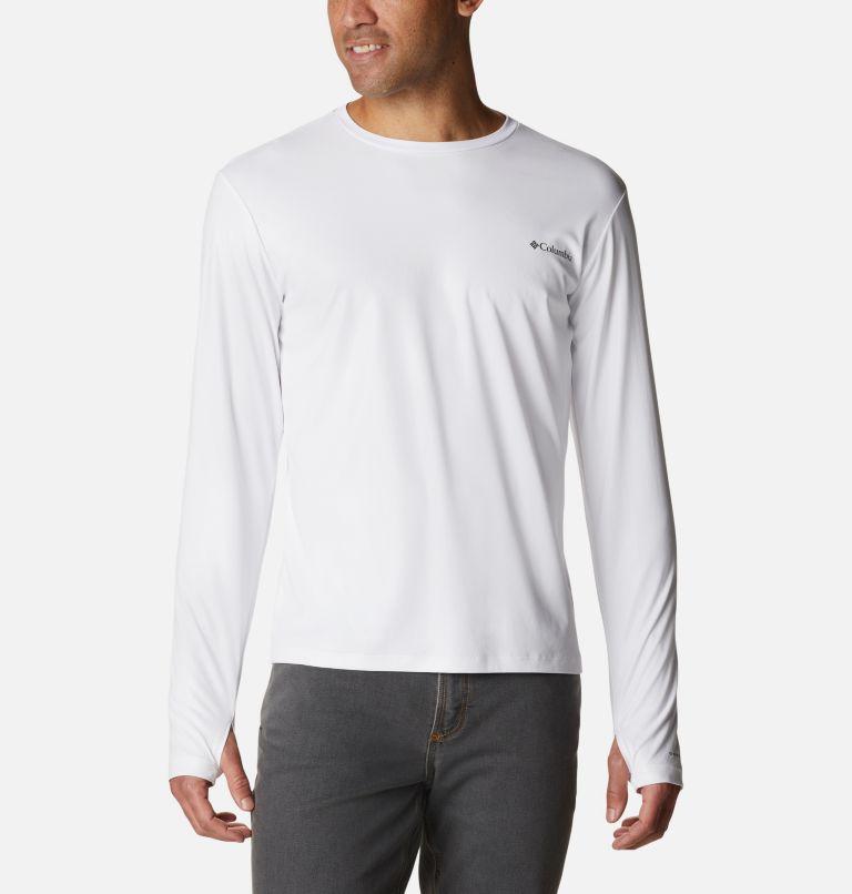 M Sun Deflector Summerdry™ LS Shirt | 100 | XXL Men's Sun Deflector Summerdry™ Long Sleeve Shirt, White, front