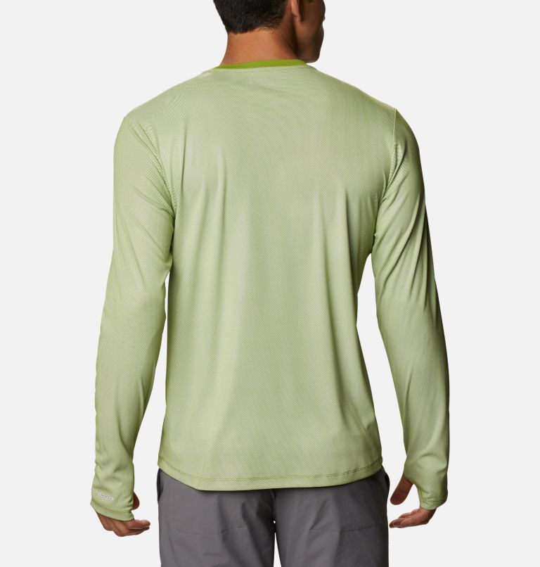 Men's Sun Deflector Summerdry™ Long Sleeve Shirt Men's Sun Deflector Summerdry™ Long Sleeve Shirt, back