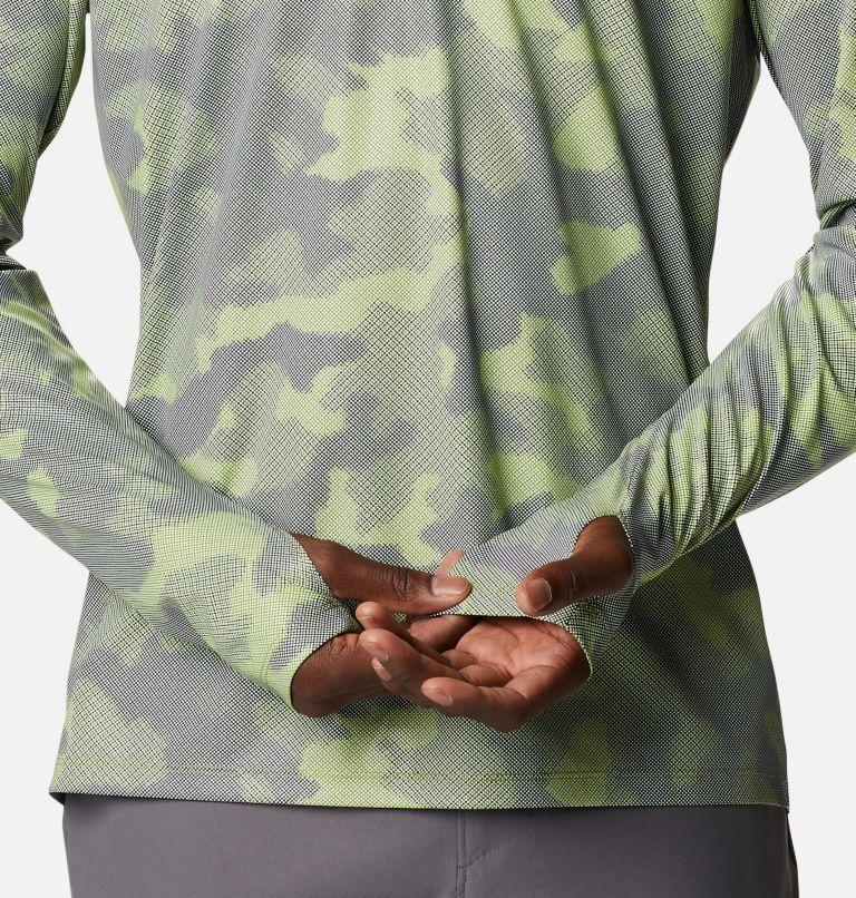 M Sun Deflector Summerdry™ LS Shirt | 353 | XL Men's Sun Deflector Summerdry™ Long Sleeve Shirt, Matcha Spotted Camo, a3