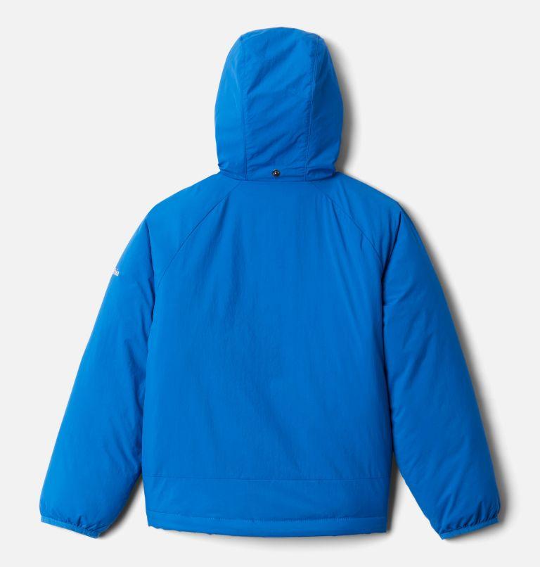 Windy Ways™ Jacket | 432 | M Boys' Windy Ways™ Jacket, Bright Indigo, back