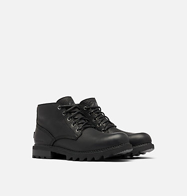 Men's Mad Brick™ Chukka Boot MAD BRICK™ CHUKKA WP | 010 | 10, Black, 3/4 front