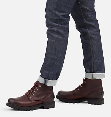 Men's Mad Brick™ Chukka Boot MAD BRICK™ CHUKKA WP | 010 | 10, Redwood, video