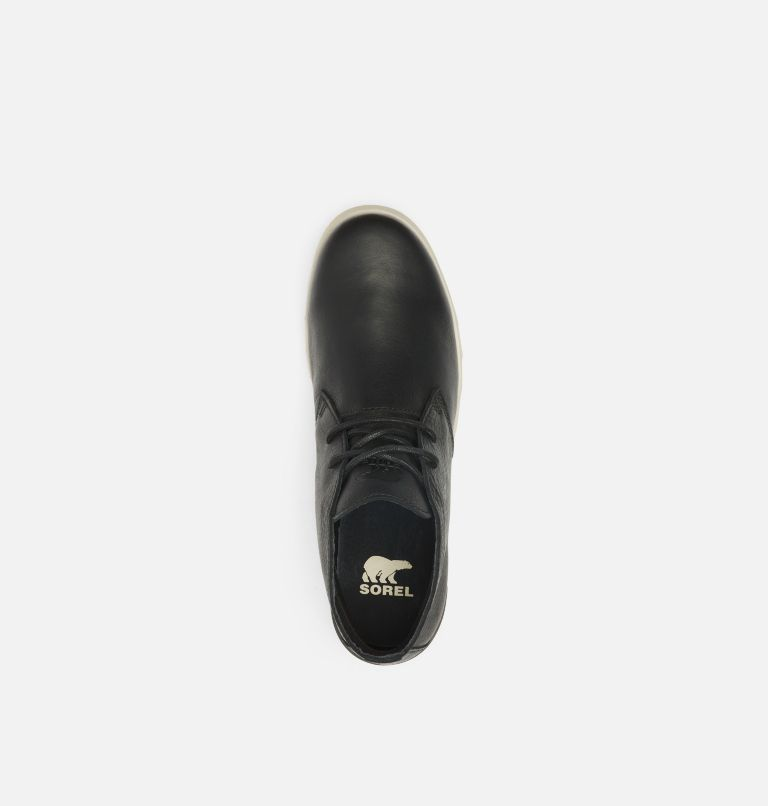 KEZAR™ CHUKKA WP | 010 | 7.5 Men's Kezar™ Chukka Boot, Black, top