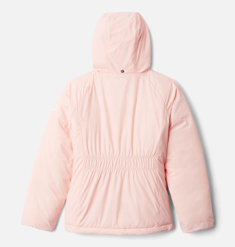 Windy Ways™ Jacket | 669 | XXS Girls' Windy Ways™ Jacket, Pink Sand, back