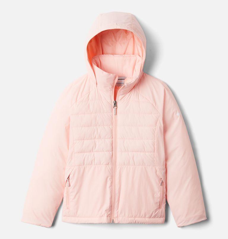 Windy Ways™ Jacket | 669 | XXS Girls' Windy Ways™ Jacket, Pink Sand, front