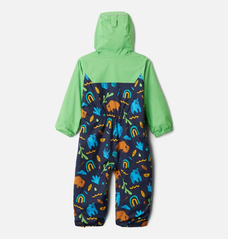 Toddler Critter Jitters™ II Rain Suit Toddler Critter Jitters™ II Rain Suit, back