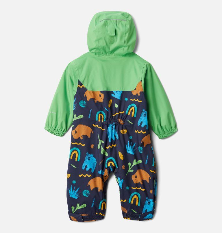 Combinaison de pluie Critter Jitters II pour bébé Combinaison de pluie Critter Jitters II pour bébé, back