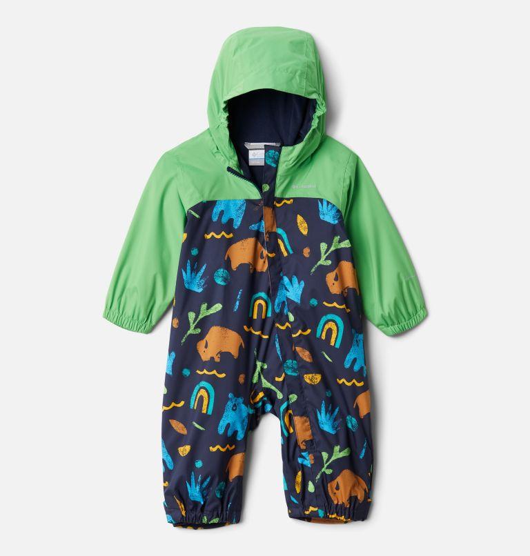 Combinaison de pluie Critter Jitters II pour bébé Combinaison de pluie Critter Jitters II pour bébé, front