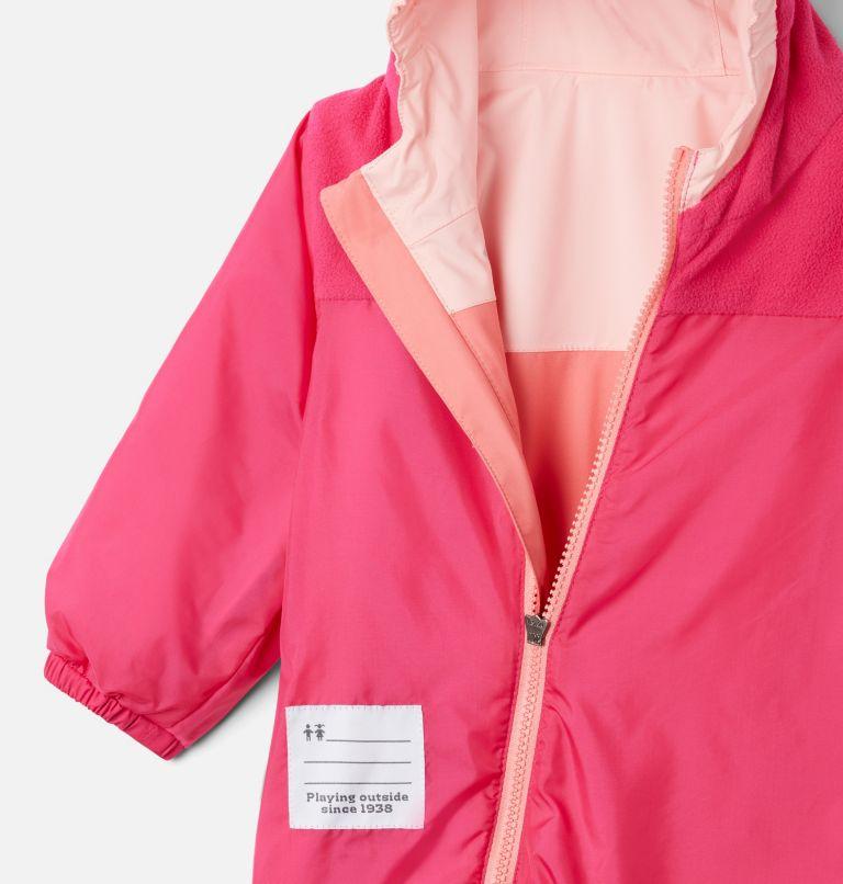 Critter Jitters™ II Rain Suit   699   6/12 Infant Critter Jitters II Rain Suit, Salmon, Tropic Water, Pink Sand, a1