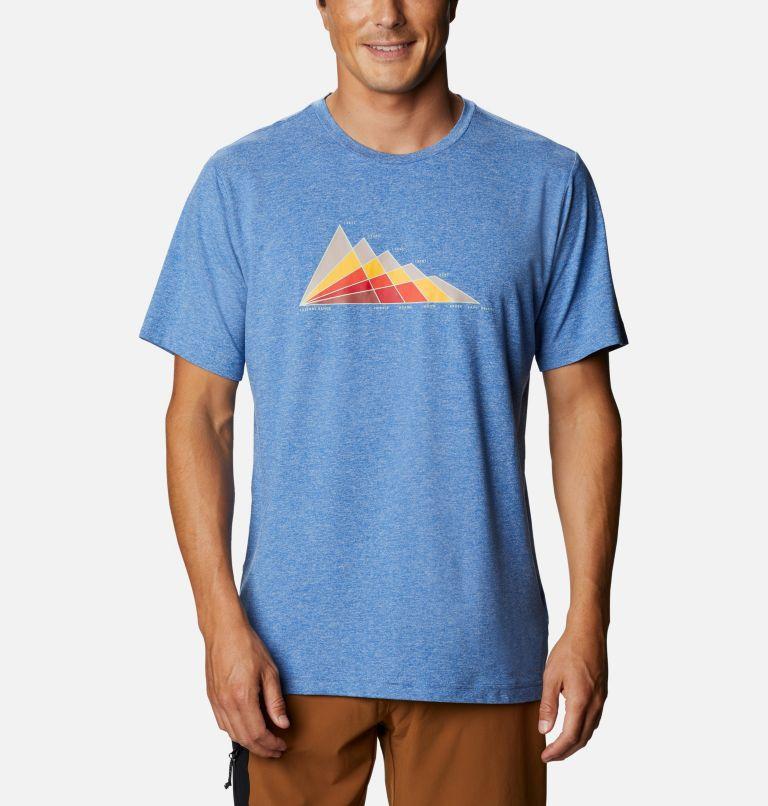 Men's Tech Trail™ Graphic T-Shirt Men's Tech Trail™ Graphic T-Shirt, front