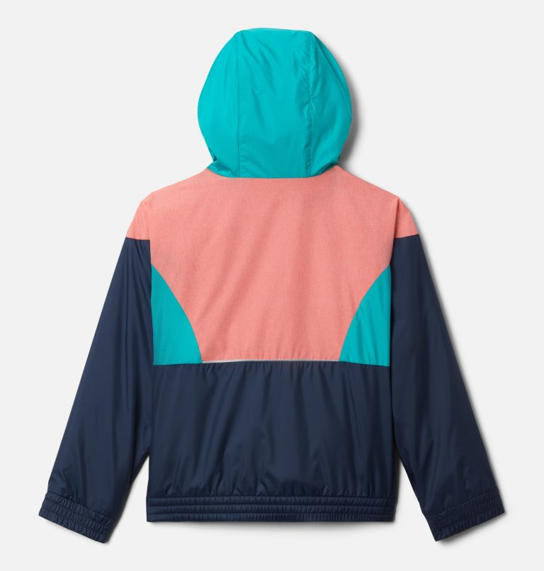Girls' Side Hill™ Lined Windbreaker Girls' Side Hill™ Lined Windbreaker, back