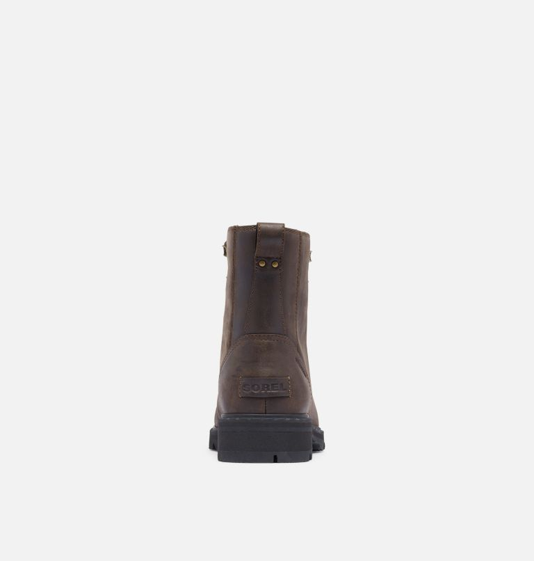 LENNOX™ LACE COZY | 205 | 7 Women's Lennox™ Lace Cozy Boot, Blackened Brown, back