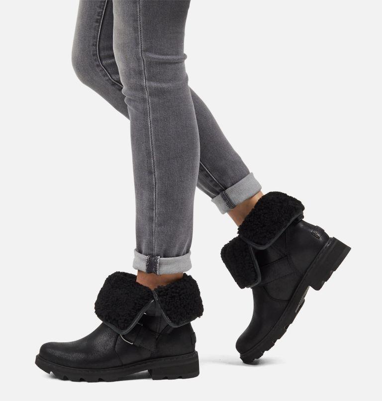 LENNOX™ MOTO BOOT COZY | 010 | 12 Women's Lennox™ Moto Boot Cozy Boot, Black, a9