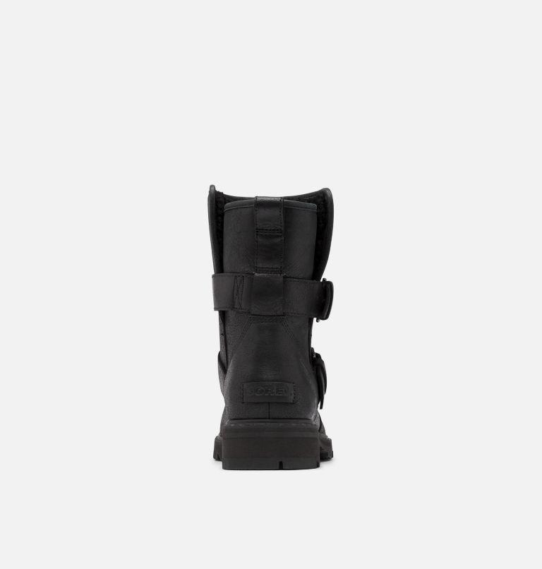 LENNOX™ MOTO BOOT COZY | 010 | 5.5 Women's Lennox™ Moto Boot Cozy Boot, Black, back
