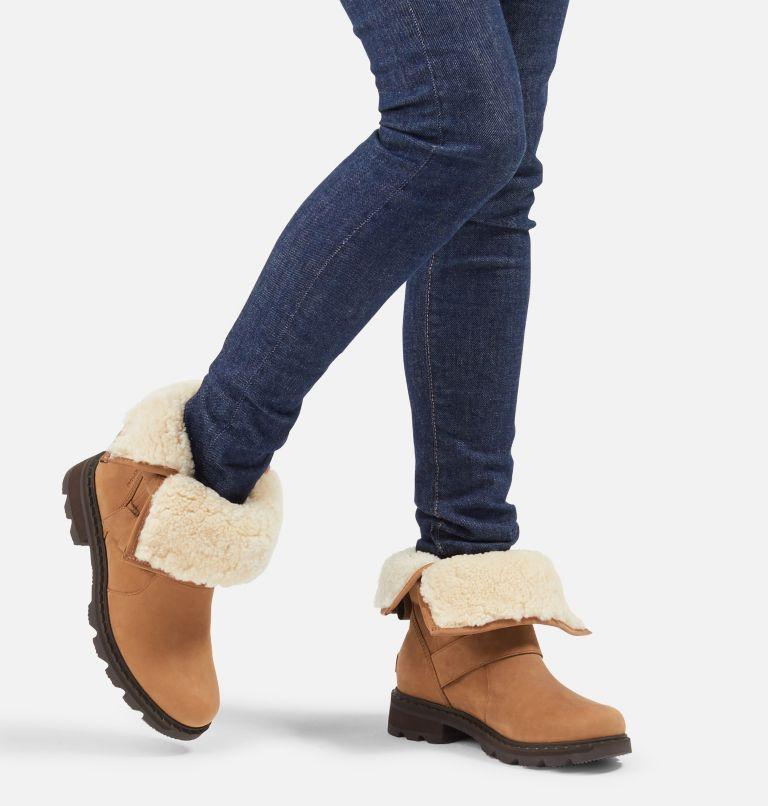 LENNOX™ MOTO BOOT COZY | 242 | 6.5 Women's Lennox™ Moto Boot Cozy Boot, Velvet Tan, a8