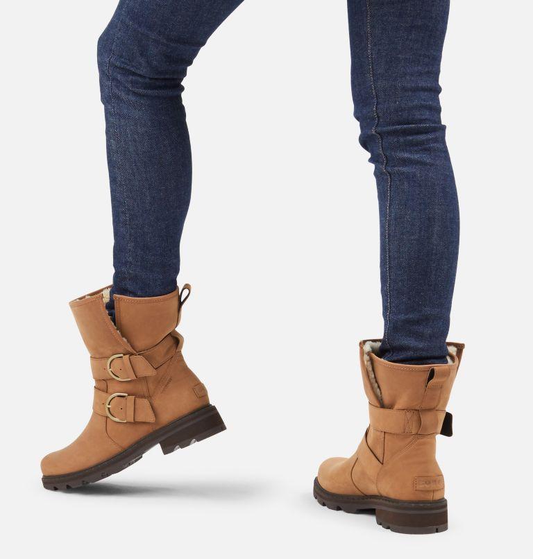 LENNOX™ MOTO BOOT COZY | 242 | 6.5 Women's Lennox™ Moto Boot Cozy Boot, Velvet Tan, a9