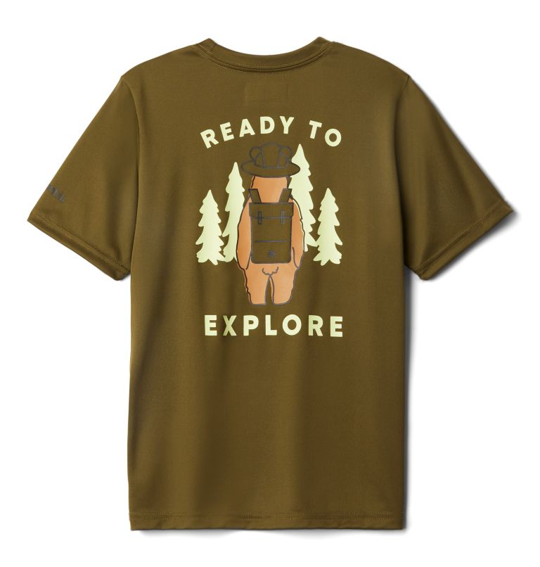 Boys' Grizzly Grove™ Graphic T-Shirt Boys' Grizzly Grove™ Graphic T-Shirt, front