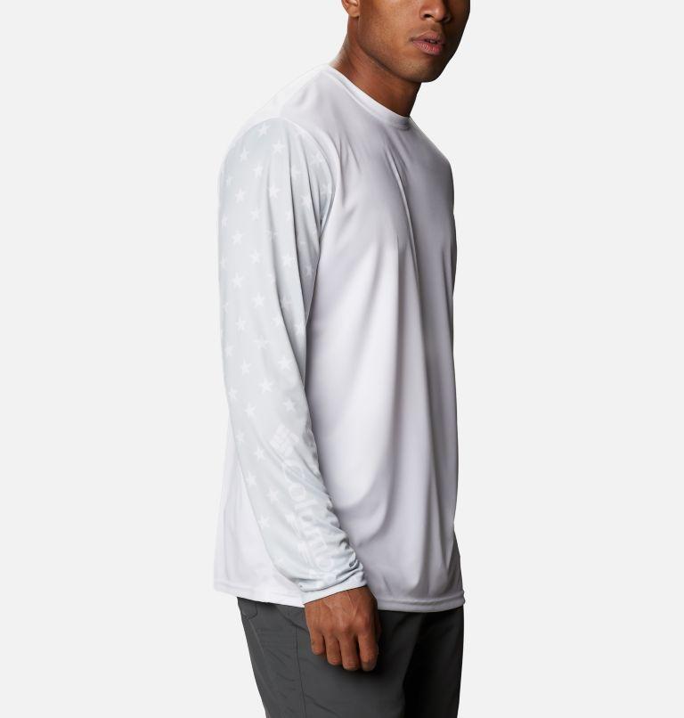 Men's PFG Terminal Tackle™ Americana Long Sleeve Shirt Men's PFG Terminal Tackle™ Americana Long Sleeve Shirt, a1