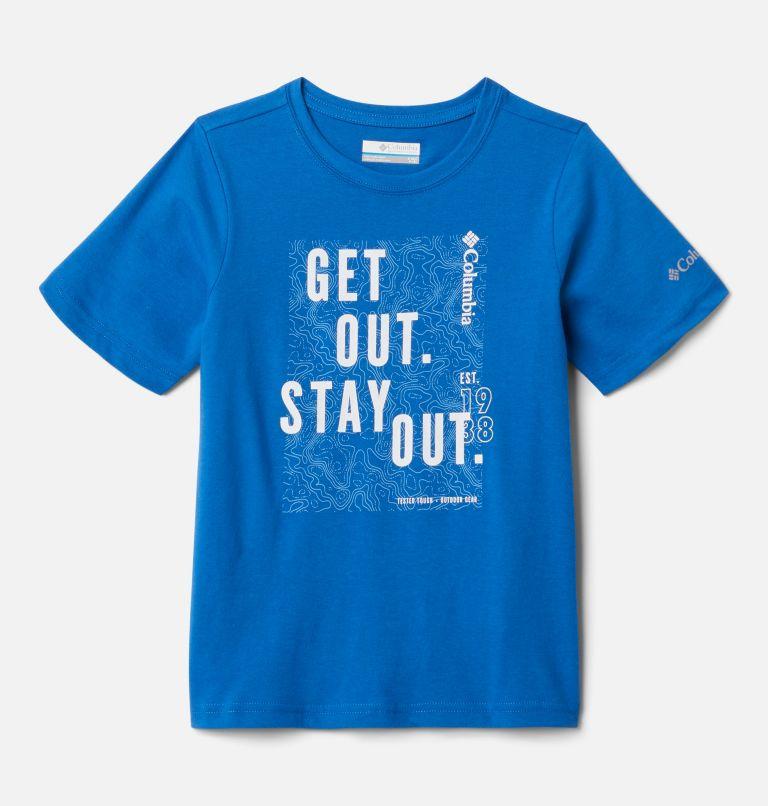 Boys' Happy Hills™ Graphic T-Shirt Boys' Happy Hills™ Graphic T-Shirt, front