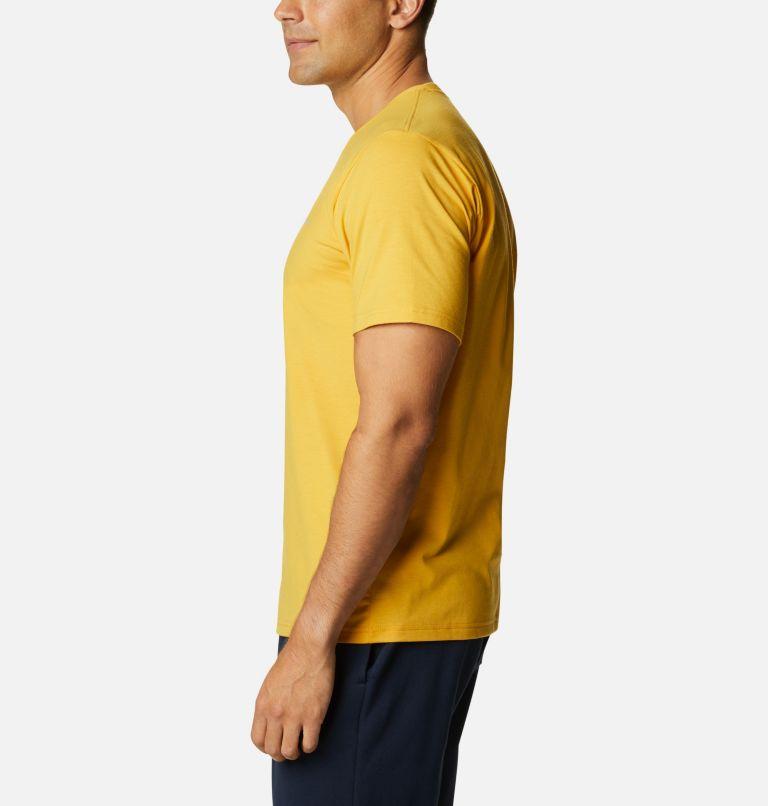Men's Sun Trek™ Short Sleeve Tee | 790 | L Men's Sun Trek™ Short Sleeve T-Shirt, Bright Gold, a1