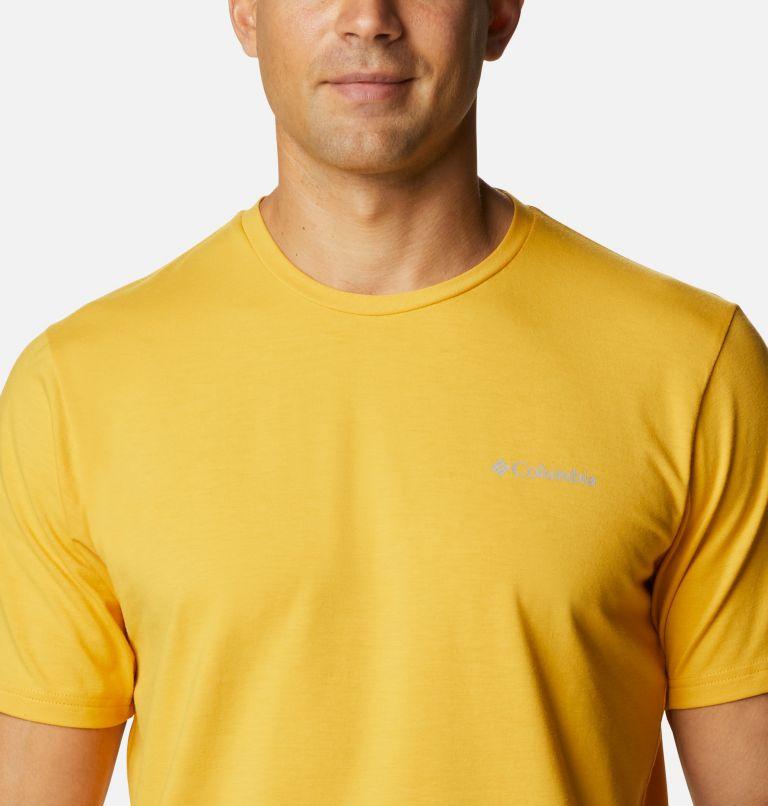 Men's Sun Trek™ Short Sleeve Tee | 790 | L Men's Sun Trek™ Short Sleeve T-Shirt, Bright Gold, a2