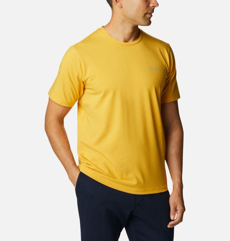 Men's Sun Trek™ Short Sleeve Tee | 790 | L Men's Sun Trek™ Short Sleeve T-Shirt, Bright Gold, a3